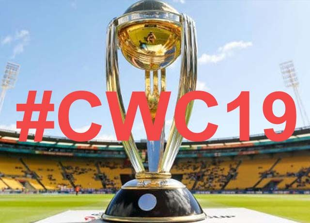 ICC Cricket World Cup 2019 Schedules and Venue