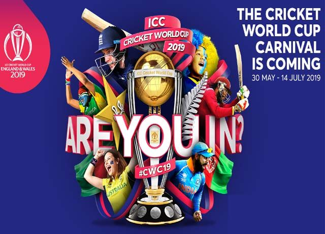 How to watch ICC Cricket World Cup for free