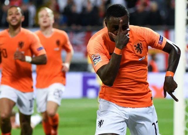 UEFA Nations League- Netherlands