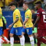 copa america 2019- Brazil and Venezuela