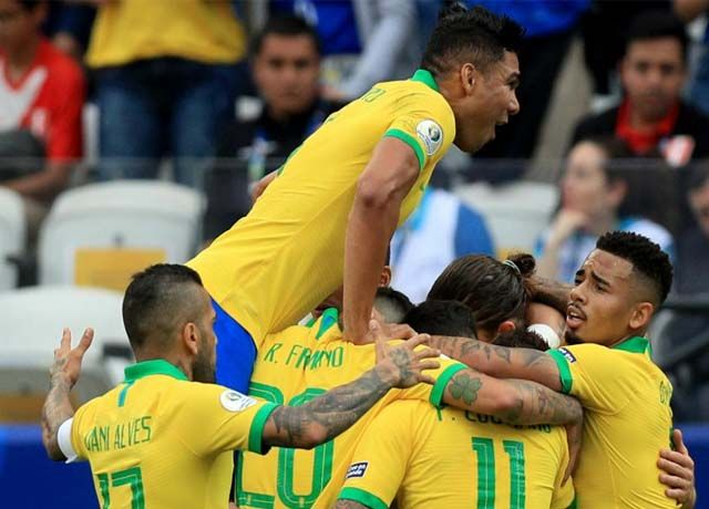 copa america - brazil