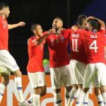 Copa America: Chile defeat Japan by 0-4