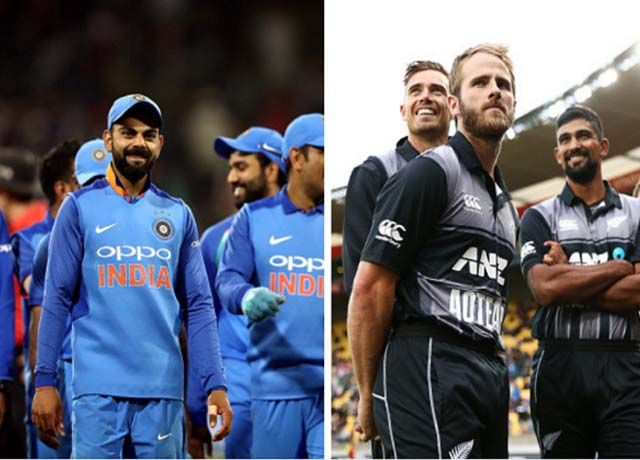 ind vs nz - cricket world cup