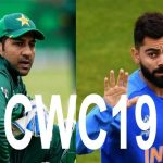 ind vs pak - cwc19- cricket world cup 2019
