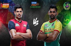 PKL 2019 : Bengaluru Bulls vs Patna Pirates