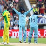 england enter the final for world cup 2019