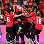 ICC 2019: Manchester United defeated Inter Milan by 1-0