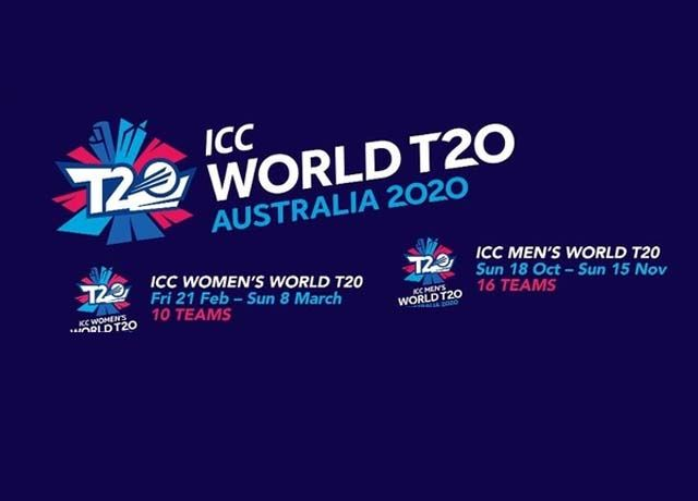T20 world cup 2020 - mens and womens