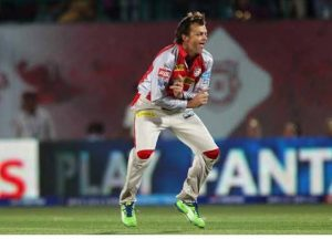 Throughout his career, this batsman throw only one ball and took wickets on him