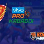 Pro Kabaddi League 2019 Final Dabang Delhi vs Bengal Warriors, Live Streaming