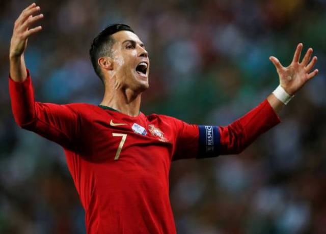 Ronaldo is just about to reach a milestone for 700 goals in career