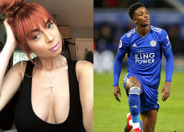 This footballer's girlfriend was naked and threatened with weapons in the house robbery