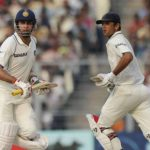 There was no movement in the dressing room when Dravid and Laxman were batted