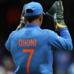 ms dhoni 7 jersey