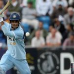 Sourav Ganguly won four 'Man of the Match' in a row