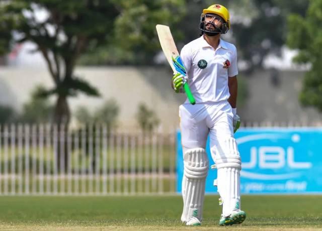 Pakistan recalls Fawad Alam after 10 years for sri lanka test series