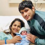 Indian wrestler Geeta Phogat gives birth to a baby boy