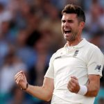 James Anderson Becomes First Fast Bowler to Play 150 Test matches