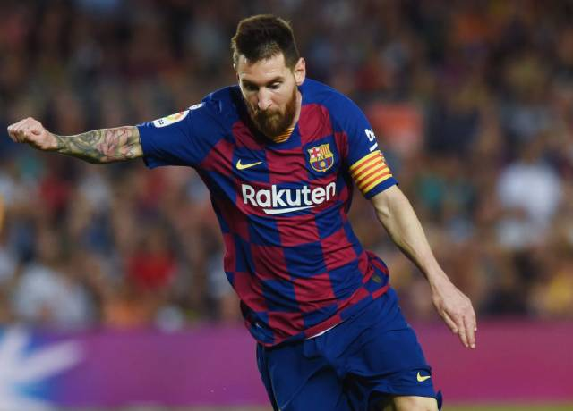 Lionel Messi Scores 50 Goals For Sixth Consecutive Year
