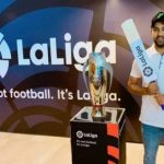 La Liga Appoints Rohit Sharma as Brand ambassador