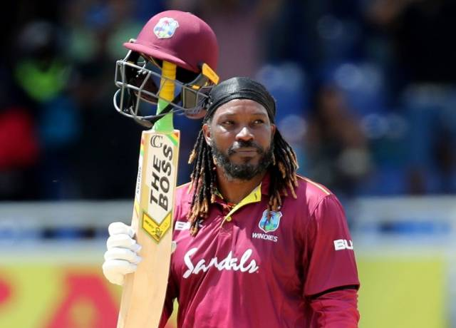 Chris Gayle can play until the age of 45