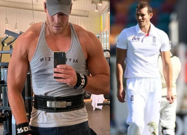 Cricketer became a bodybuilder after retirement