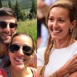 Novak Djokovic wife Jelena is very pretty
