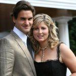 Roger Federer's wife Mirka is most beautiful