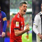 Top 10 goal scorers in 2019