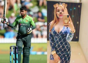 Pakistan Cricketer Accused of Blackmail by Dubai woman