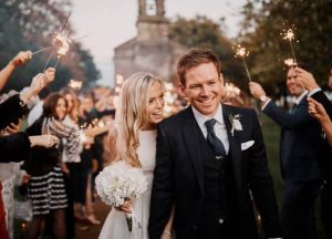 Eoin Morgan wife Tara Ridgway is very beautiful