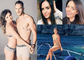 Top 5 Hottest Photo Of Faf du Plessis wife