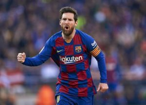Messi's hat-trick helps Barcelona to beat Eibar 5-0