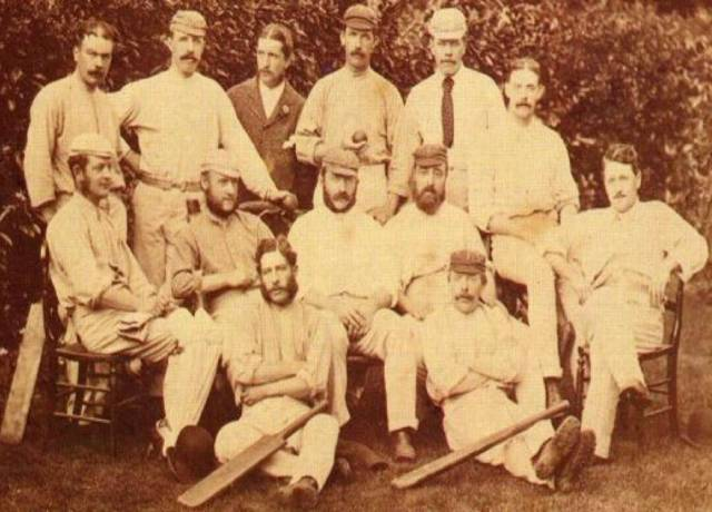 143 years ago, first Test match in cricket between Australia and England was played