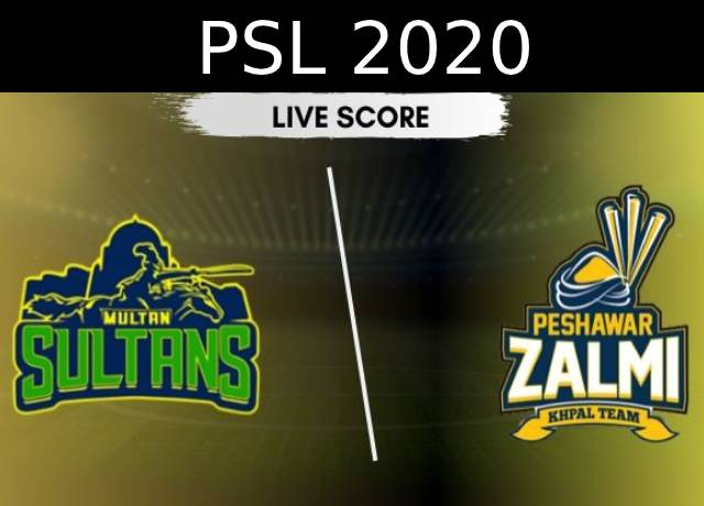 PSL 2020: MS vs PSZ 1st Semi-Final live score and streaming