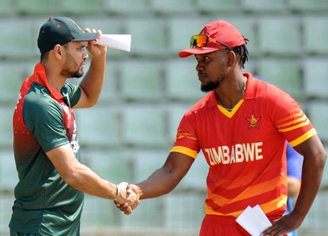 BAN vs ZIM 3rd ODI- Live cricket streaming & score