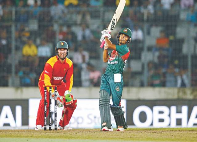 BAN vs ZIM 2nd ODI- Live Streaming & Score