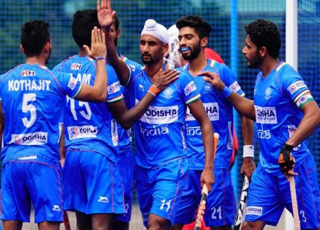Indian hockey teams preparation not affected by COVID-19