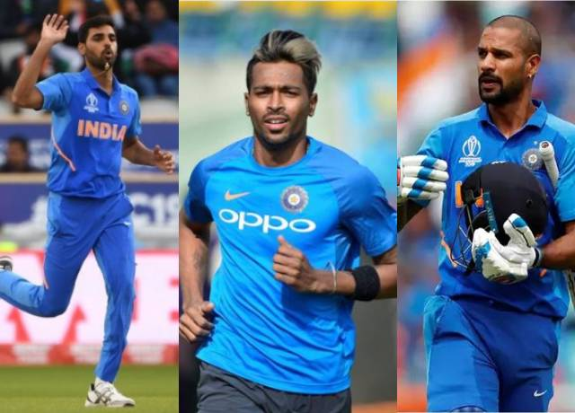 The Indian team has been announced for the 3-match ODI series against South Africa starting on March 12. Hardik Pandya, Bhuvneshwar Kumar
