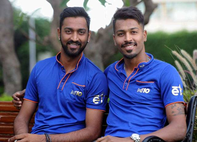 From being zero to hero - The Pandya Brothers