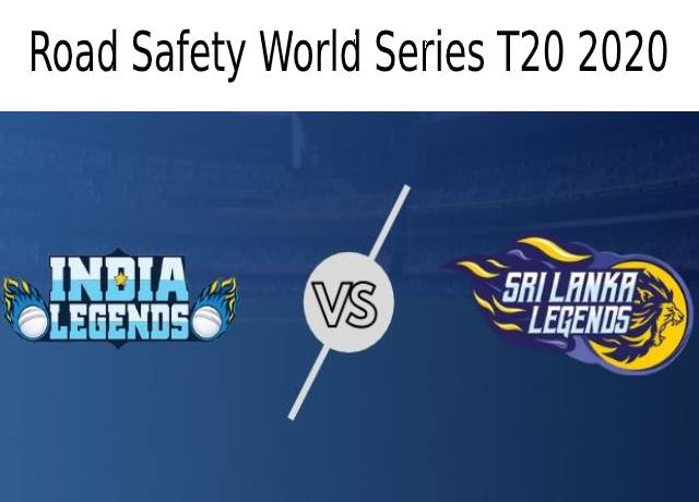 Road Safety World Series T20: INDL vs SLL Live score