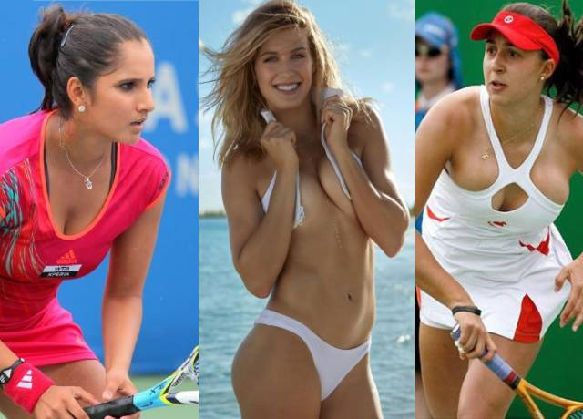 World's top 5 hottest women tennis players of all time