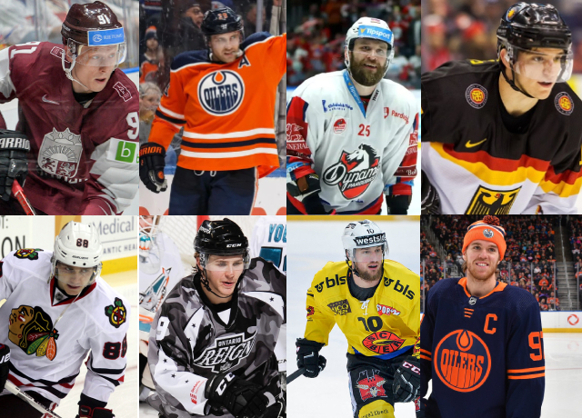 Top 10 Fastest Ice-Hockey Players At The Moment - Sports Big News