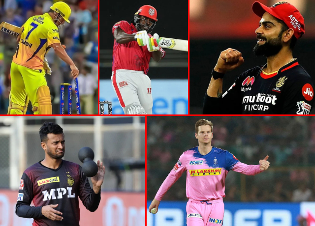 Top 5 richest cricketers in IPL 2021 - Sports Big News