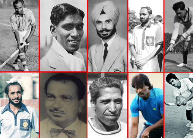 10 Greatest Indian Hockey Players Of All Time - Sports Big News